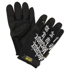 Mechanix Wear® The Original Work Gloves - Black - X-Large
