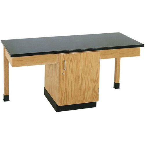 Our 2 Station Wooden Science Table with 1.25