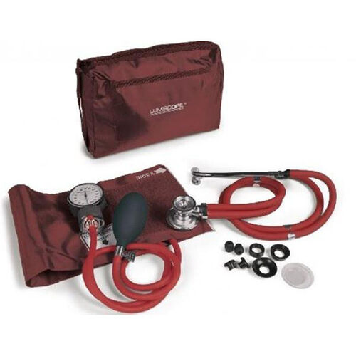 Our Professional Combo Kit with Oversized Carrying Case - Burgundy is on sale now.