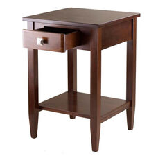 Richmond End Table with Tapered Leg
