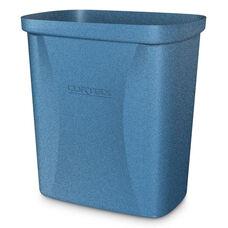 10 Quart Cobra Mini Trash Can - Blue