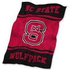 North Carolina State University Team Logo Ultra Soft Blanket