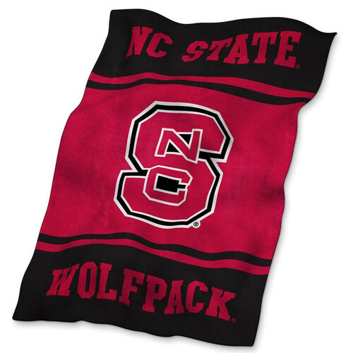 Our North Carolina State University Team Logo Ultra Soft Blanket is on sale now.