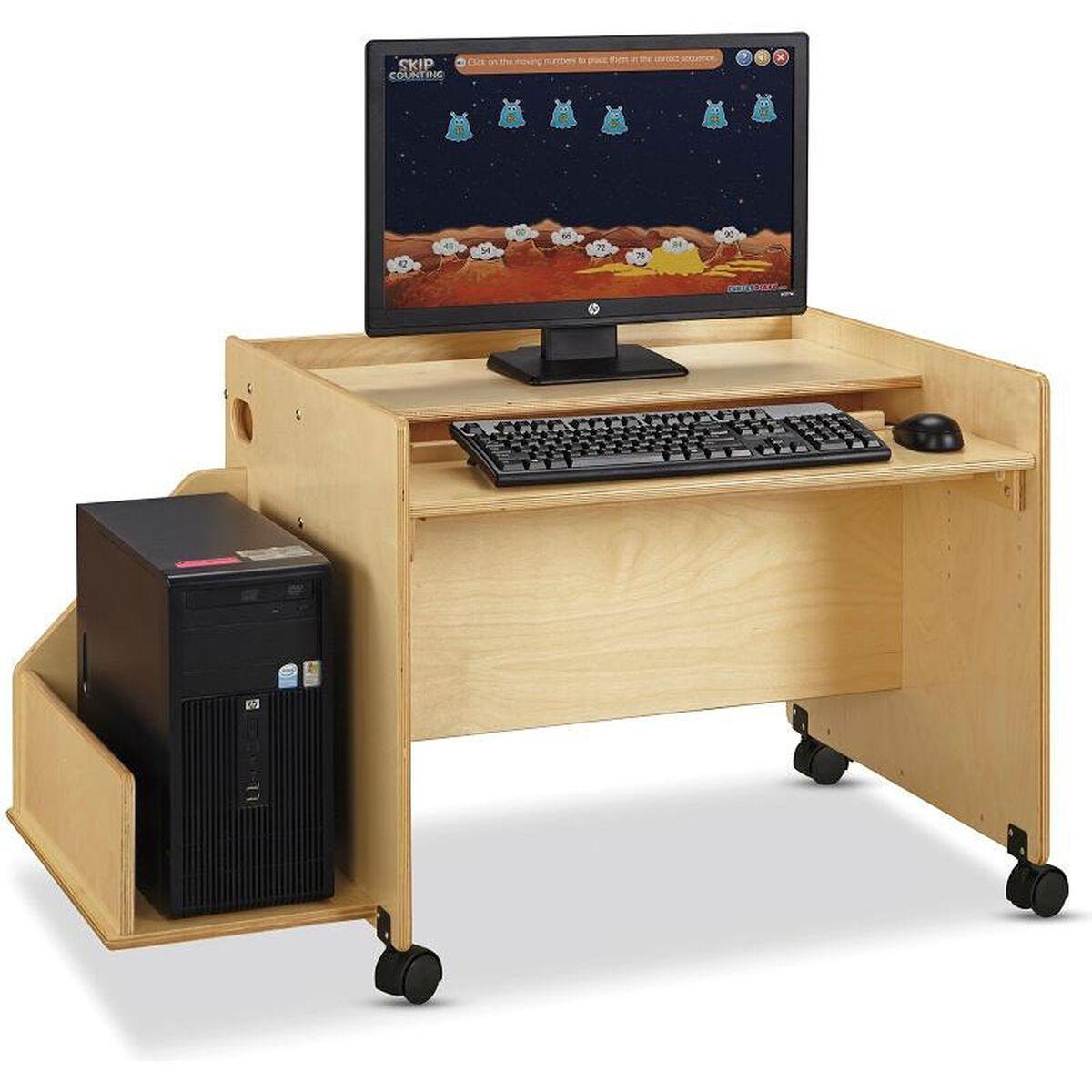 Our Enterprise Computer Desks Single Desk Is On Now