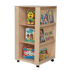 Library and Display Center - Assembled - 24