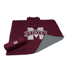 Mississippi State University Team Logo All Weather Blanket