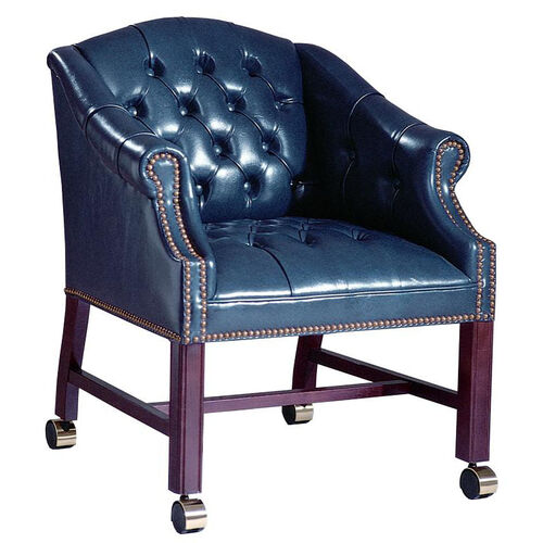 Our Hamilton Series Conference Chair with Tufts and Casters is on sale now.