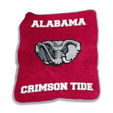 University of Alabama Team Logo Mascot Throw