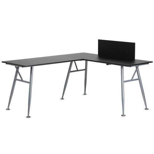 Our Laminate L-Shape Computer Desk is on sale now.