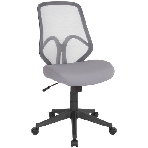 Our Salerno Series High Back Light Gray Mesh Office Chair is on sale now.
