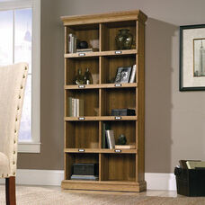 Barrister Lane 75''H Bookcase - Scribed Oak