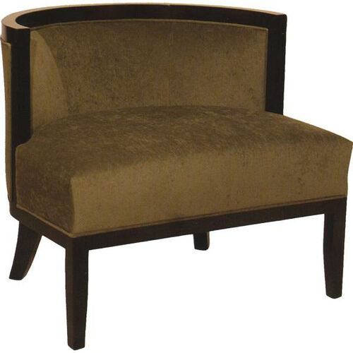 Our 2738 Upholstered Lounge Chair w/ Tapered Wood Feet & Slant Arm - Grade 1 is on sale now.