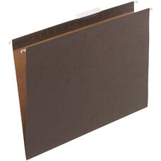 Twenty-Five Hanging File Folders - Green