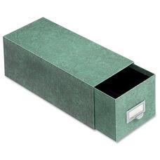 Globe-Weis Index Card Storage File - 14 1/2