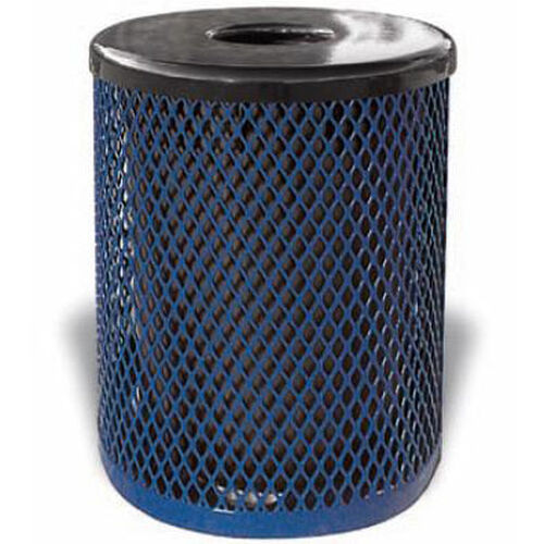 Our 32 Gallon Trash Receptacle Diamond Pattern is on sale now.