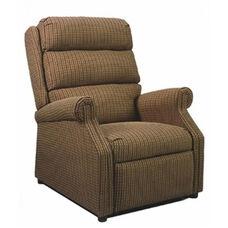880 Recliner: 2 Position Wall-A-Way with Upholstered Spring Back & Seat - Grade 1