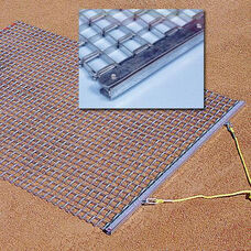 Stainless Steel Grooming and Maintenance Drag Mat