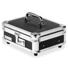 Idea Stream Vaultz Locking Cash Box