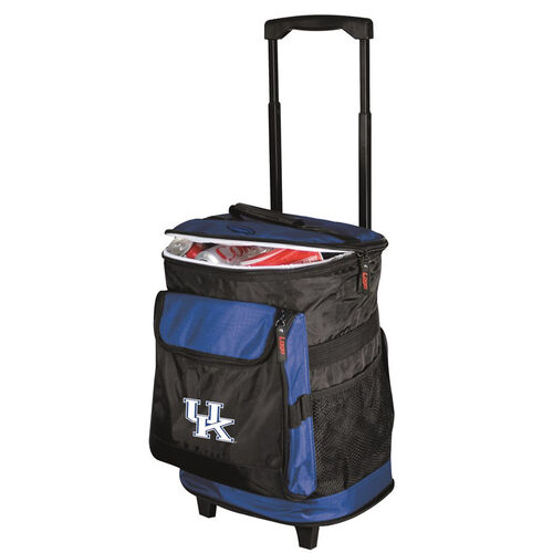 Our University of Kentucky Team Logo Rolling Cooler is on sale now.