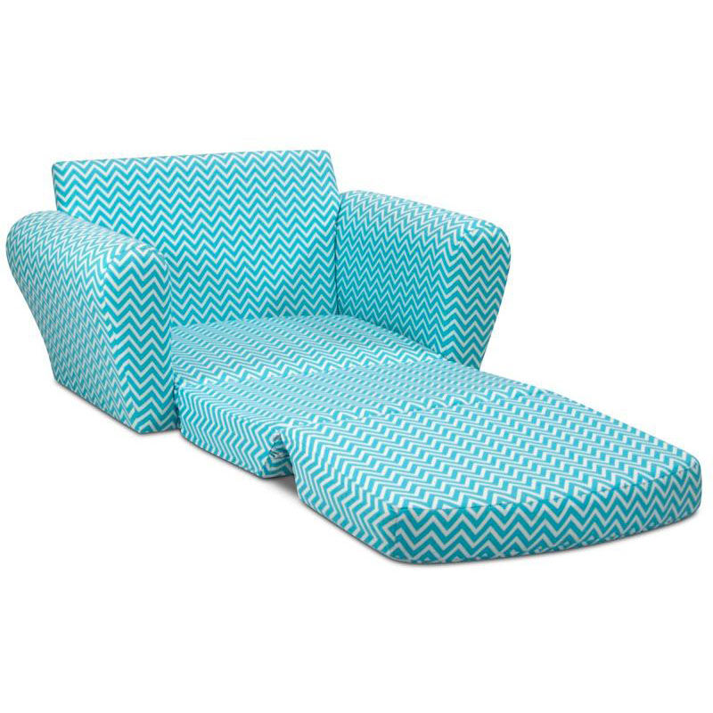Our Kids Cosmo   Girly Blue Sleepover/Sofa Is On Sale Now.