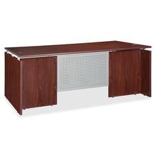 Lorell Executive Desk - Rectangular - 72