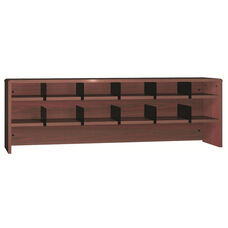 General Line 56 Desk Top Organizer w/ 2 Shelves