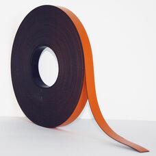 .375''H x 50'L Colored Magnetic Strips - Orange