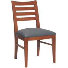 2196 Side Chair with Upholstered Seat - Grade 2