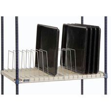 Poly-Z-Brite Tray Drying/Storage Rack - 12