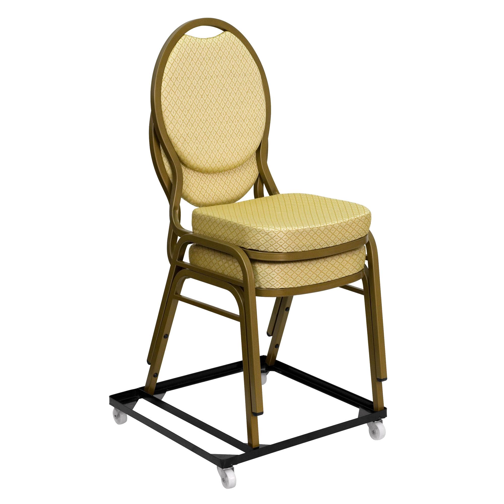 Flash Furniture FD BAN CH DOLLY GG