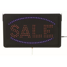 High Visibility LED SALE Sign - 13