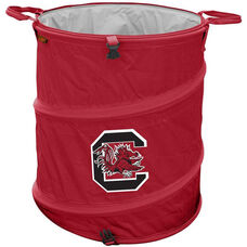 University of South Carolina Team Logo Collapsible 3-in-1 Cooler Hamper Wastebasket