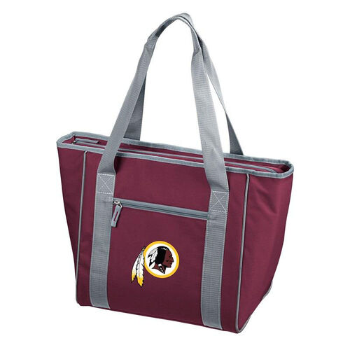Our Washington Redskins Team Logo 30 Can Cooler is on sale now.