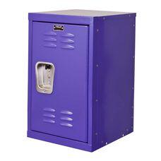 Pep Rally Purple Kids Mini Locker - Unassembled - 15