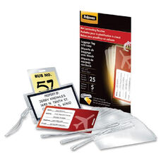 Fellowes Hot Laminating Pouches - Pack Of 50