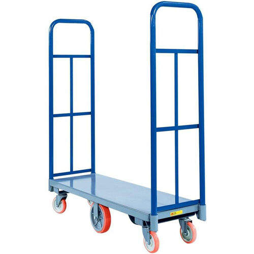 Our High-End Platform Truck With Non-Marking Polyurethane Wheels 24