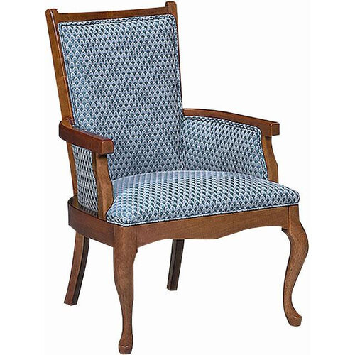 Our 5630 Upholstered Lounge Chair w/ Exposed Wood - Grade 1 is on sale now.