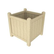 POLYWOOD® Garden Planter - Sand