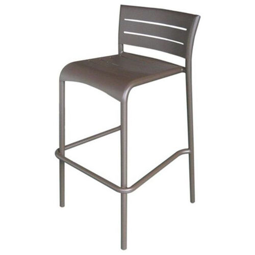 Our Riviera Collection Stackable Bronze Aluminum Outdoor Barstool is on sale now.