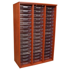 48 Tote Tray Storage Solution (19