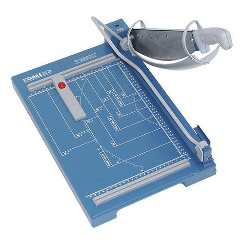 Our DAHLE Premium Guillotine Paper Cutter with Laser Guide is on sale now.
