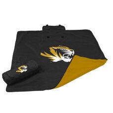 University of Missouri Team Logo All Weather Blanket