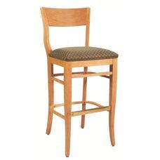 2675 Bar Stool w/ Upholstered Seat - Grade 2
