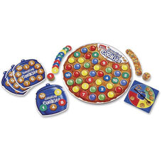 Learning Resources Smart Snacks Counting Cookies Game - 57 Pieces