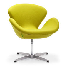 Pori Occasional Chair in Pistachio Green