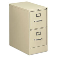 HON® 510 Series Two-Drawer Full-Suspension File - Letter - 29h x25d - Putty