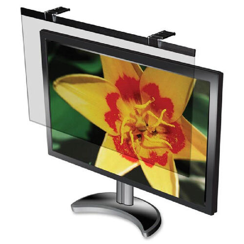 Our Business Source Anti-Glare LCD Filter Black - 24