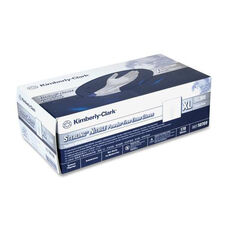 Kimberly-Clark Professional Sterling Nitrile PF Exam Gloves - Large