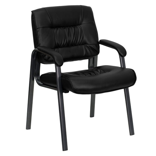 Our LeatherSoft Executive Side Reception Chair with Powder Coated Frame is on sale now.