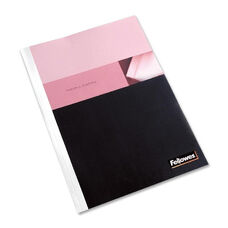 Fellowes Thermal Presentation Covers - 30 Sheet Capacity 9.75